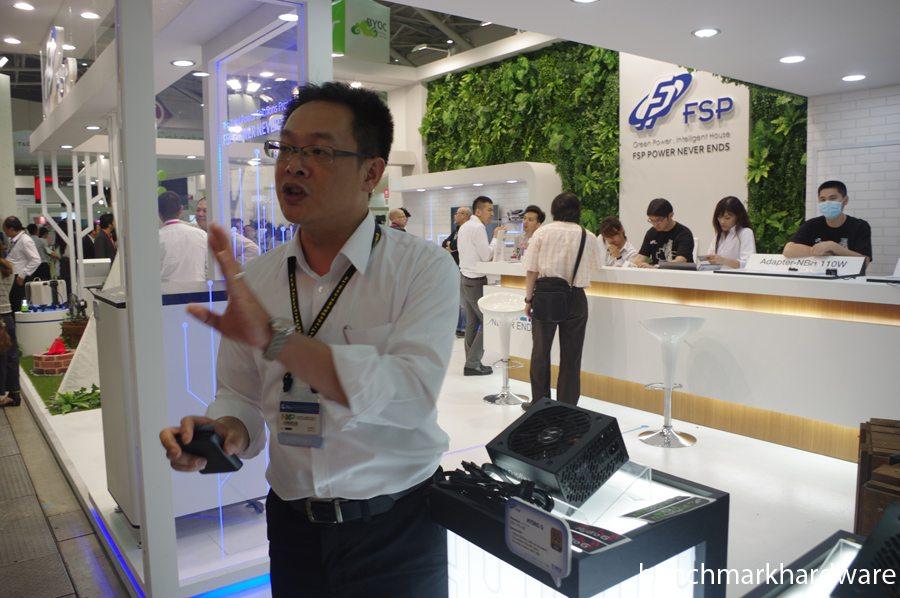 Computex 2015: FSP presenta soluciones anticortes
