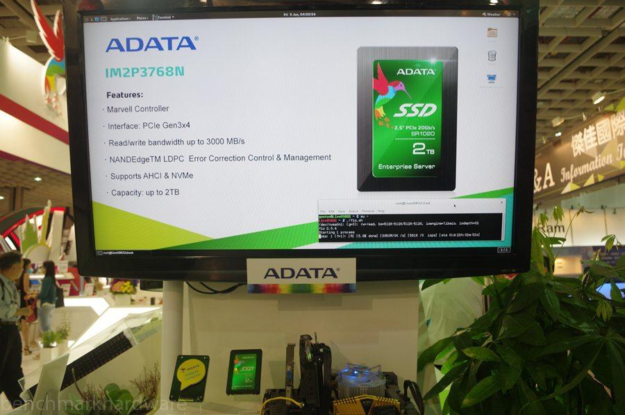 Computex 2015: ADATA apuesta por su marca XPG y los 3Gb/s