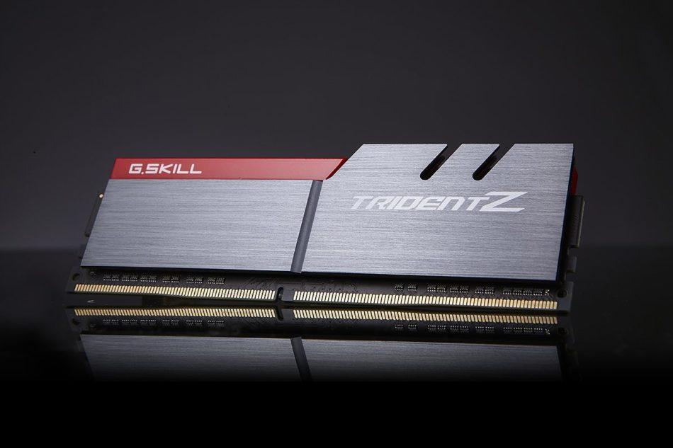 G.SKILL prueba kits de memoria DDR4 de 4266MHz en la IDF