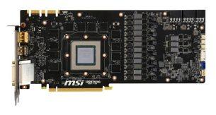 MSI Geforce GTX 980 Ti Lightning fotografiada - benchmarkhardware 3