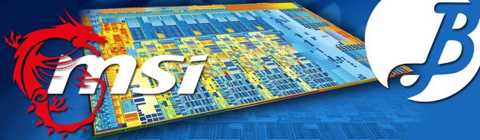 MSI anuncia sus placas base Z170 GAMING