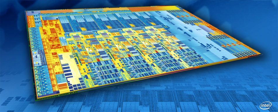 Se muestran las cajas de los Intel Skylake i7 6700k y i5 6600k