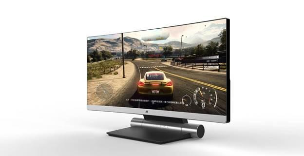 "ViewSonic muestra en exclusiva el monitor curvo QHD Freesync de 34"" - benchmarkhardware 1"