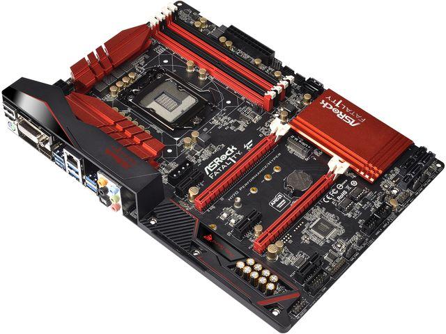 Asrock lanza las dos primeras placas base de la serie Hyper OC