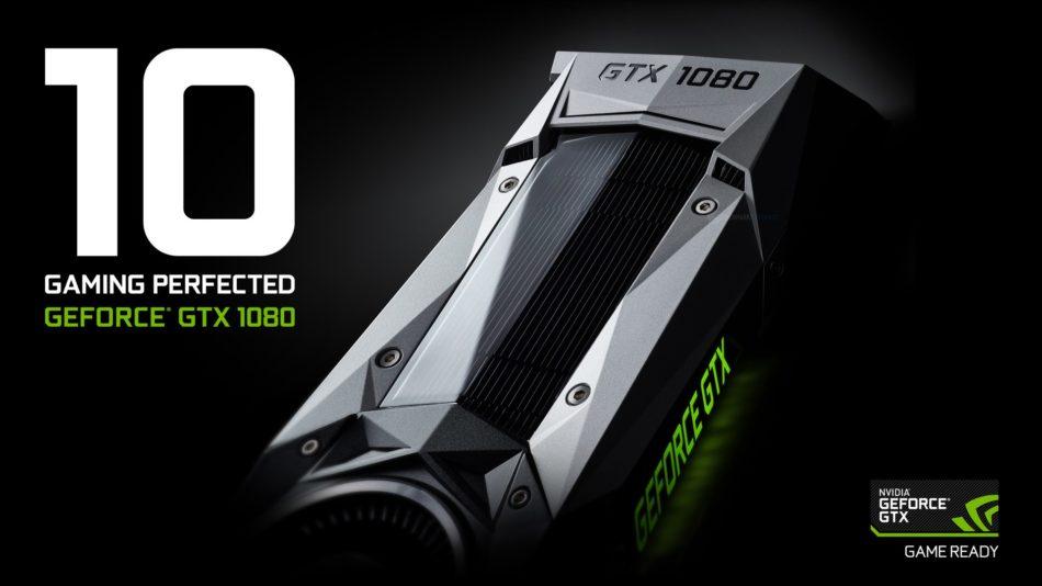 NVIDIA GTX 1080 y GTX 1070 está siendo un éxito en ventas
