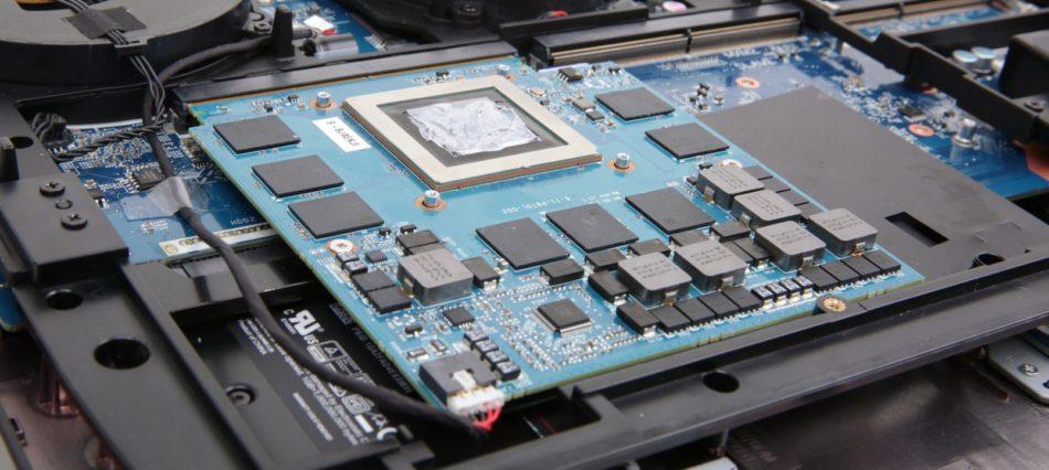 Los nuevos portátiles usarián la GTX 1080, con la potencia de un sobremesa