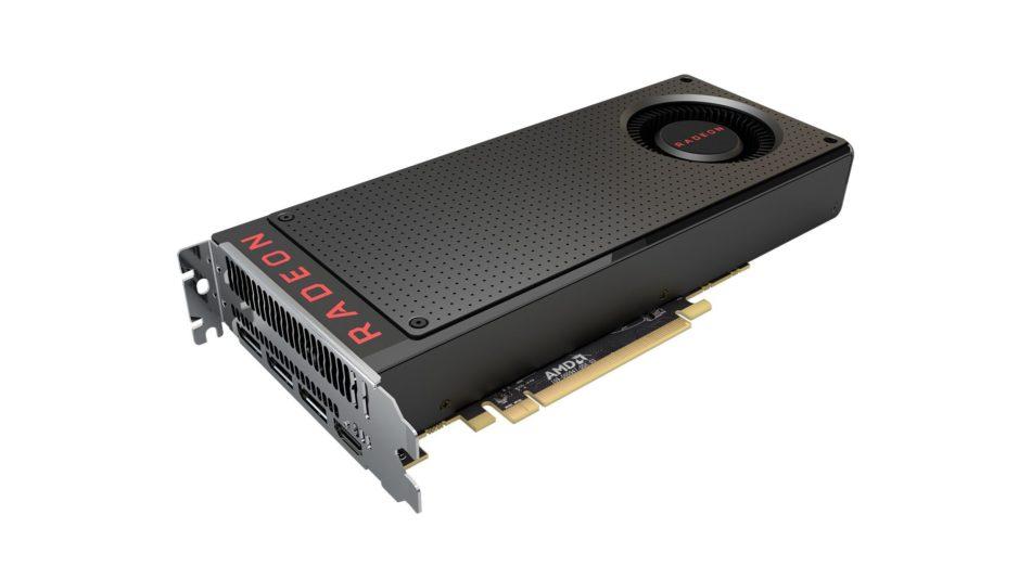 Todo sobre la AMD RX 480