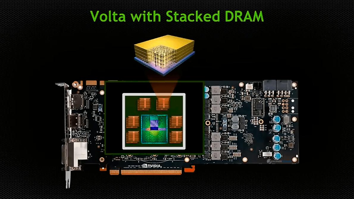 NVIDIA podría mostrar su nueva arquitectura Volta antes de lo esperado