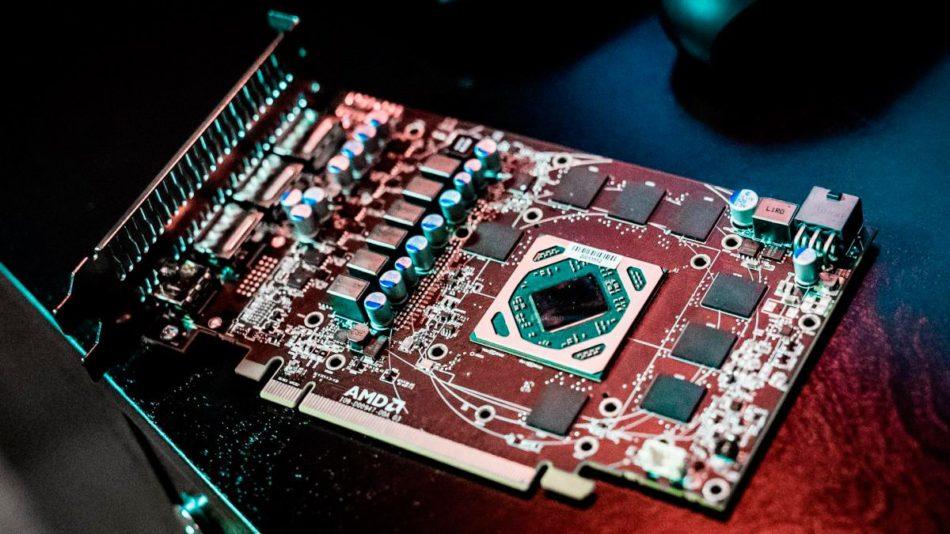 RX 480 de 4 GB modificada a 8 GB