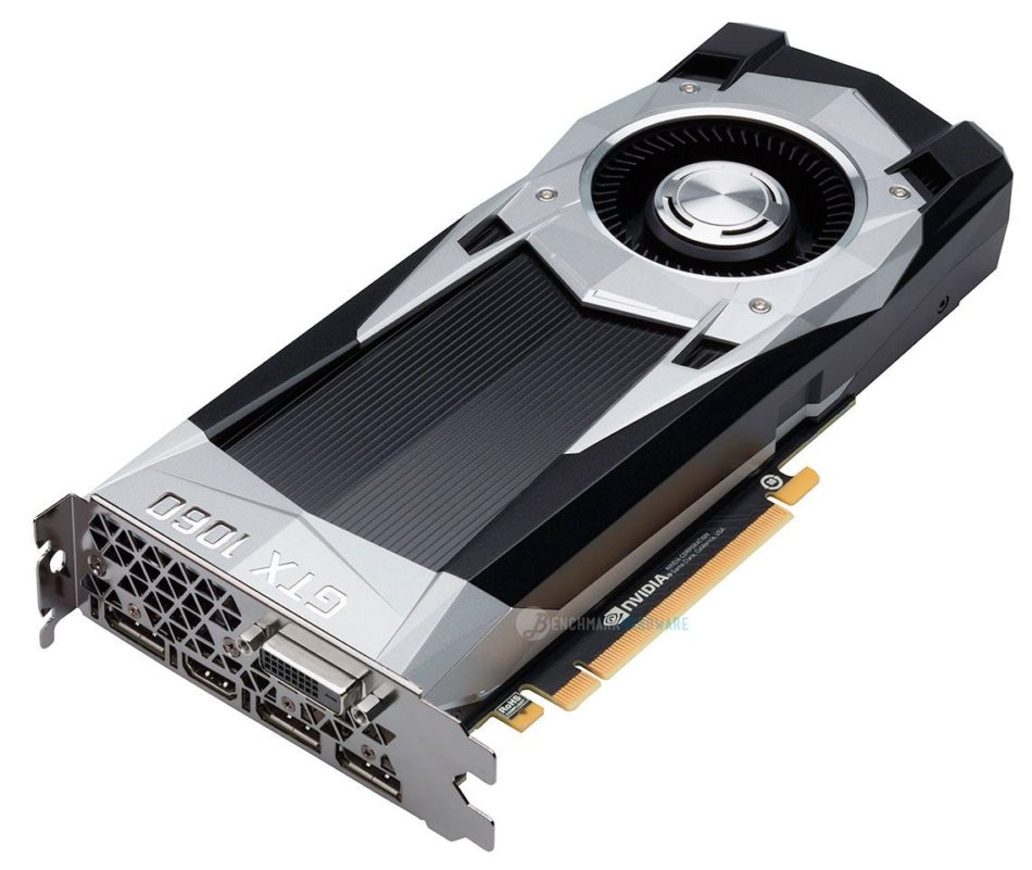 NVIDIA presenta oficialmente GTX 1060 de 3 GB