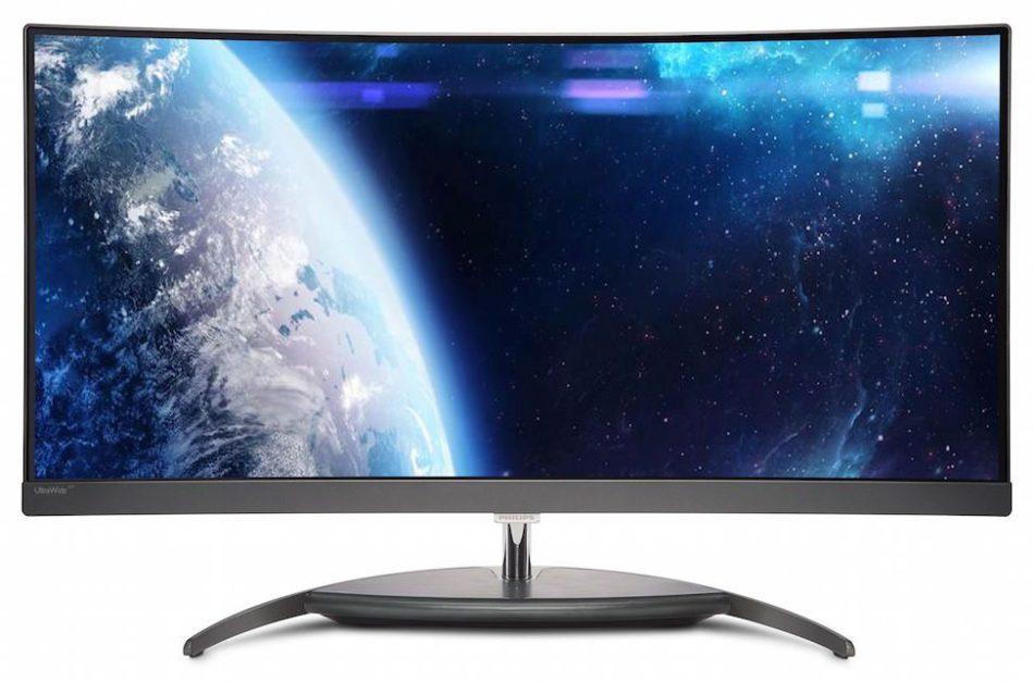 Los monitores de Philips llegan a IFA 2016 con tecnología UltraColor y formas curvas