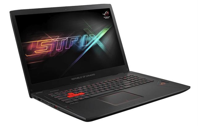 ASUS ROG presenta su nuevo portátil Strix GL702VM