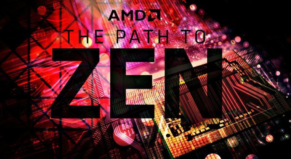 AMD confirma sus procesadores AMD Zen para principios de 2017