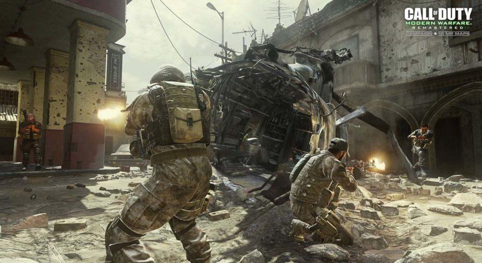 Requisitos mínimos de Call of Duty: Modern Warfare Remastered