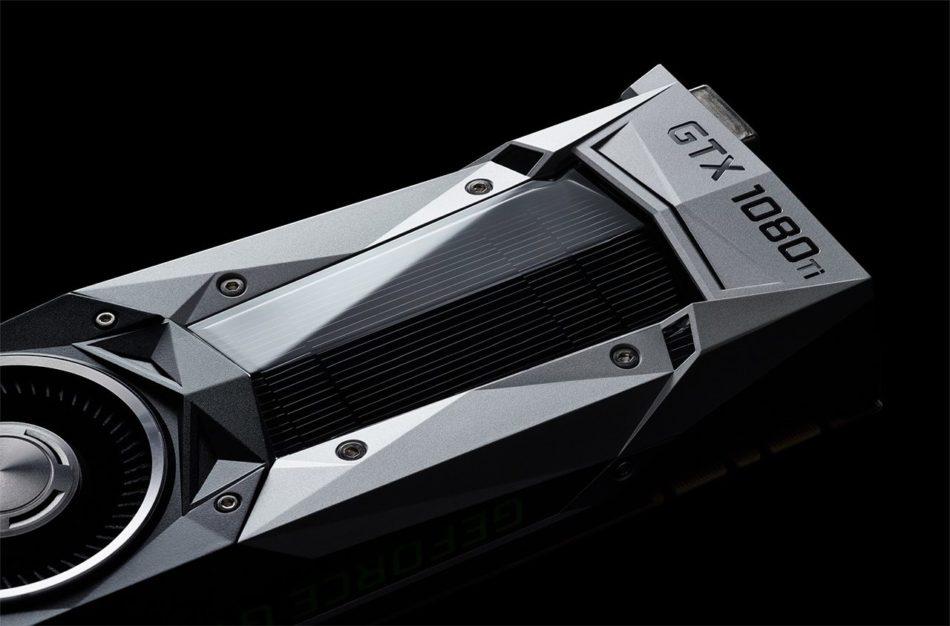 NVIDIA estaría liberando stock de sus GTX 1080 Ti