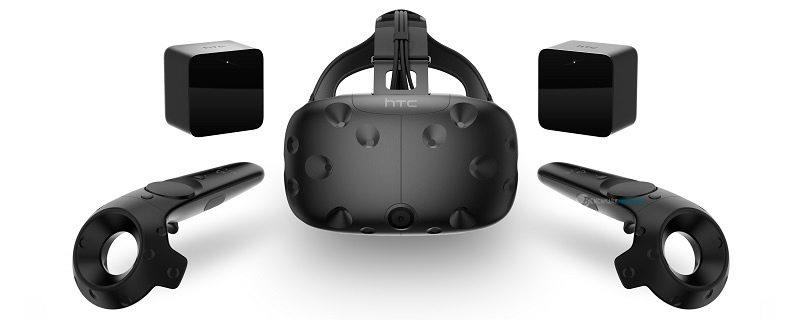 Una nueva versión HTC Vive se mostrará en CES 2017
