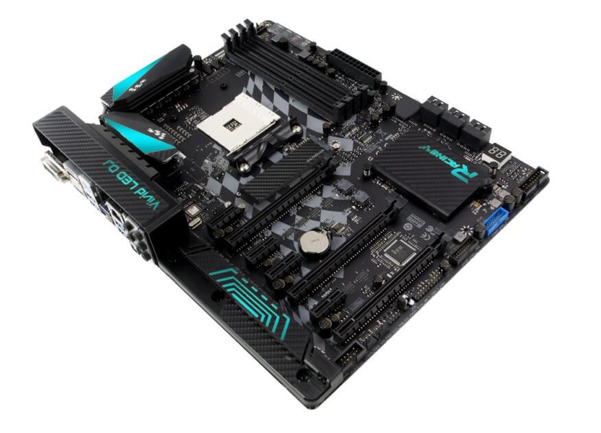 CES 2017: AMD anuncia sus nuevas placas AM4 preparadas para RYZEN