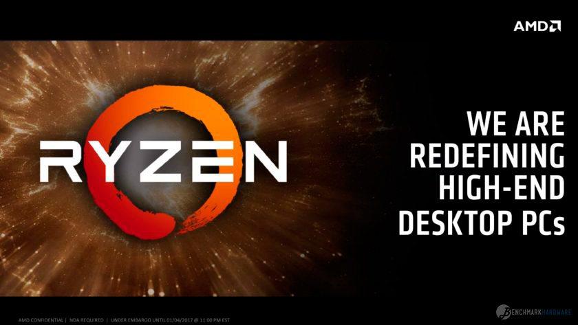 Se filtra la línea completa de los próximos procesadores AMD RYZEN