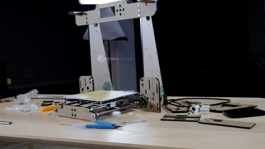 Montaje impresora 3D Anet A8