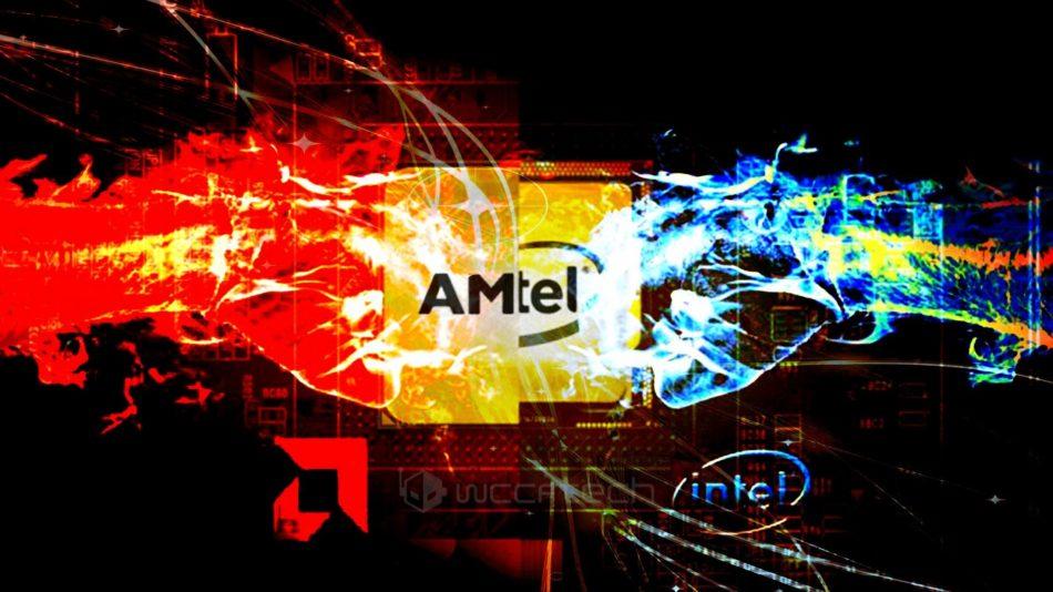 Intel juega sucio contra AMD Ryzen