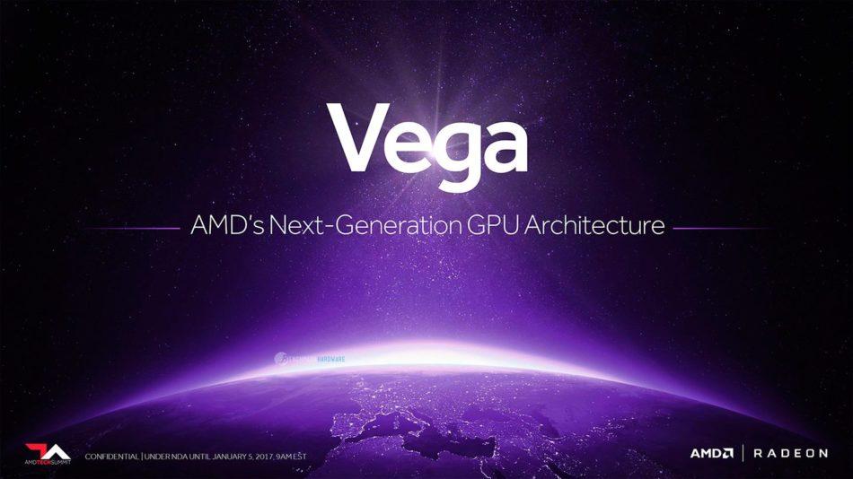 Nuevos detalles sobre AMD Vega, llegará a la serie RX 500