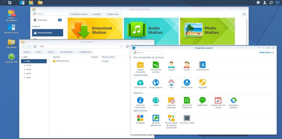 Synology anuncia el lanzamiento oficial de DiskStation Manager 6.1