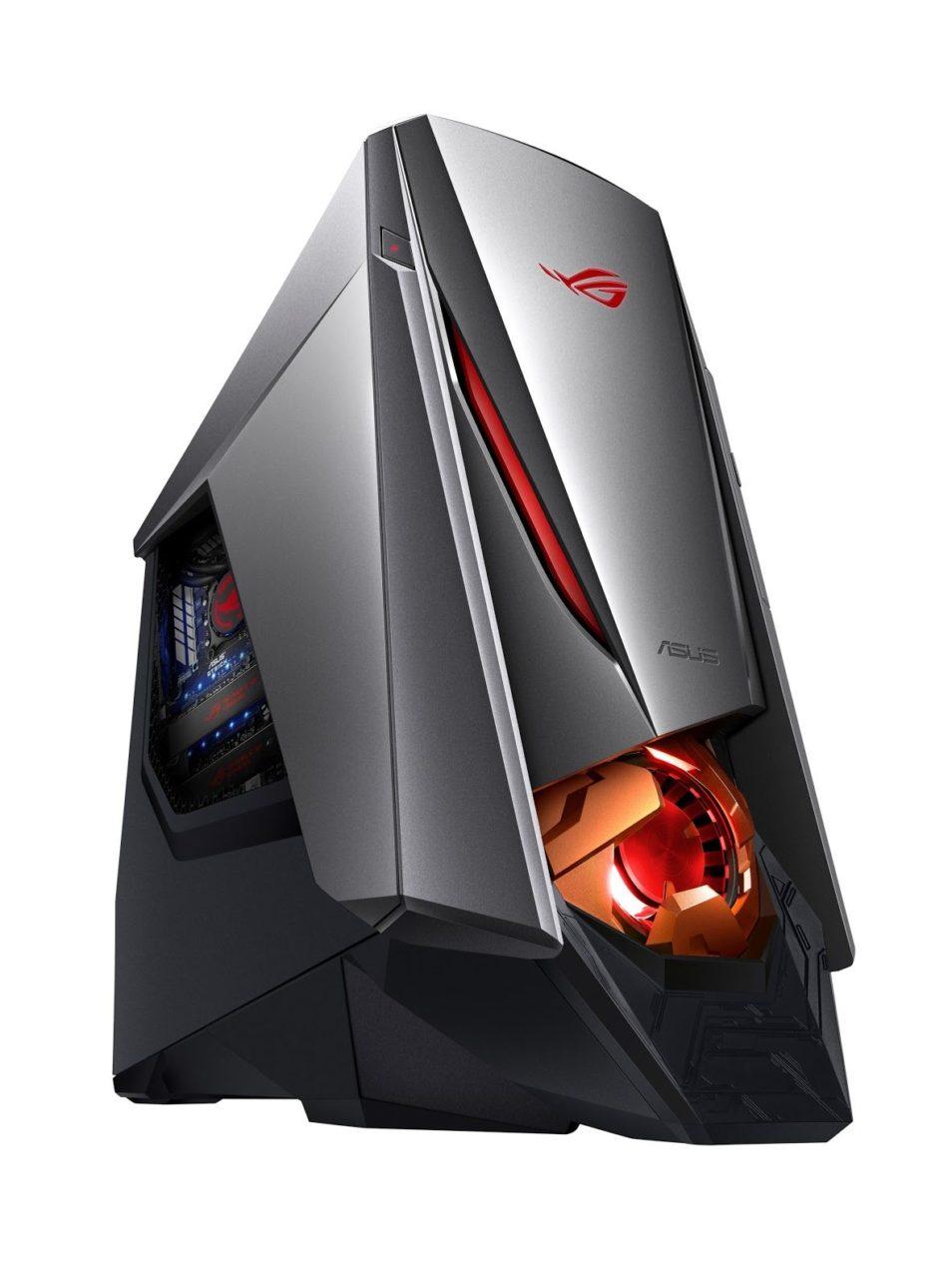 ASUS ROG presenta el nuevo GT51CH equipado con procesador i7 de 7ª generación