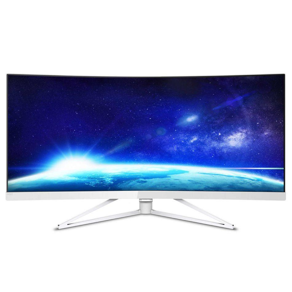 """Philips lanza su nuevo monitor 349X7FJEW de 34"""" UHD Ultrawide con FreeSync"""