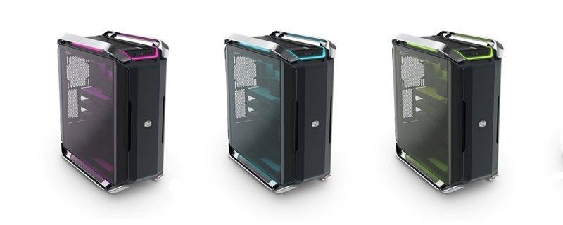 Computex 2017: Cooler Master nos trae sus cajas C700P y H500P