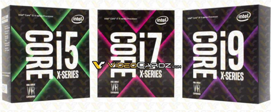 Computex 2017: Nuevos datos de la gama i9 de Intel