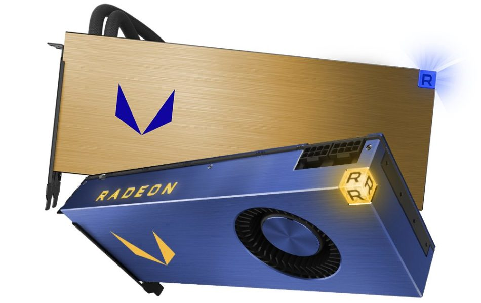 Radeon Vega Frontier Edition, ya disponible