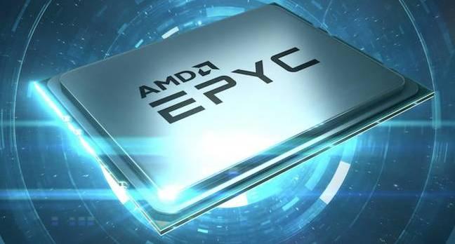 AMD lanza el procesador AMD EPYC para datacenter con rendimiento récord
