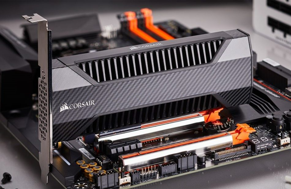 Corsair lanza el nuevo Neutron NX500, un SSD NVMe PCIe