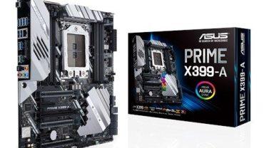 ASUS presenta sus nuevas placas base ROG y Prime, para AMD X399