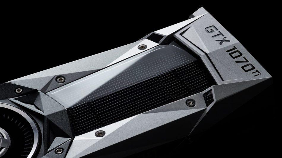 NVIDIA GTX 1070Ti se anuncia oficialmente con precio y fecha de lanzamiento
