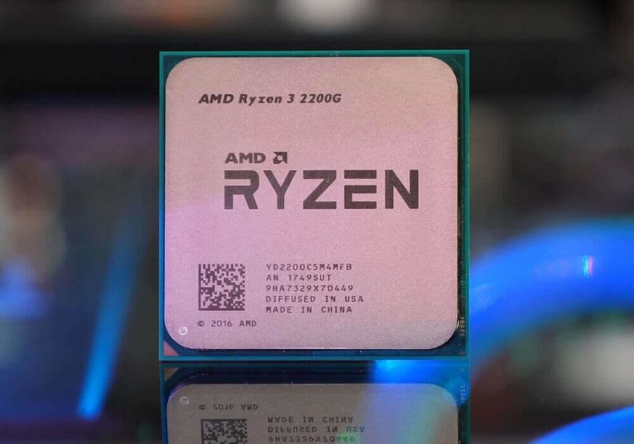 Se filtra un AMD Athlon con una iGPU Vega