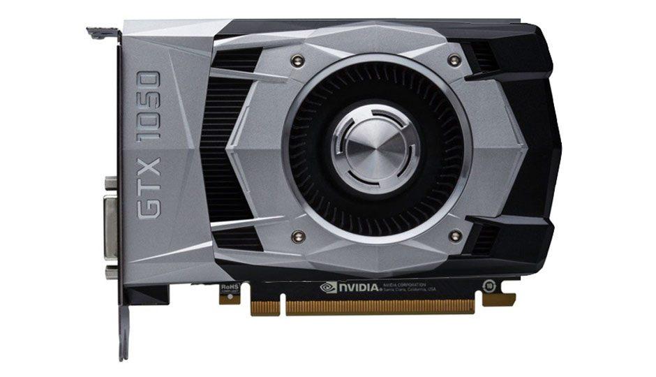 NVIDIA lanza la GeForce GTX 1050 de 3GB