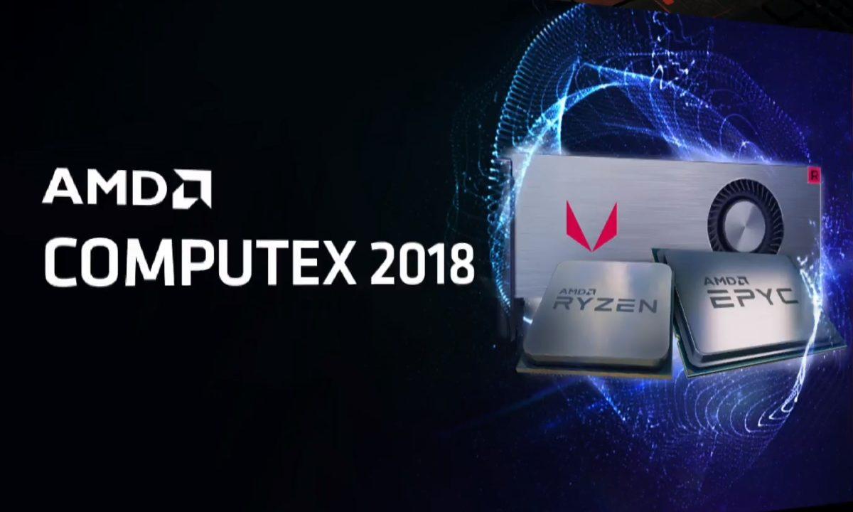 Computex 2018 – AMD anuncia RX Vega 56 Nano y Threadripper 12nm