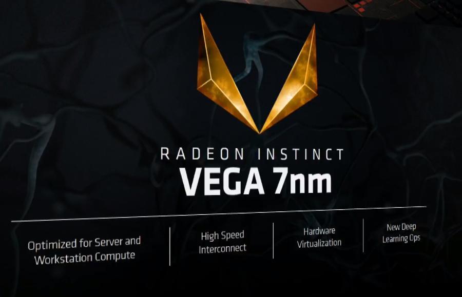 AMD Vega 20 podría hacer uso de la interfaz PCIe 4.0