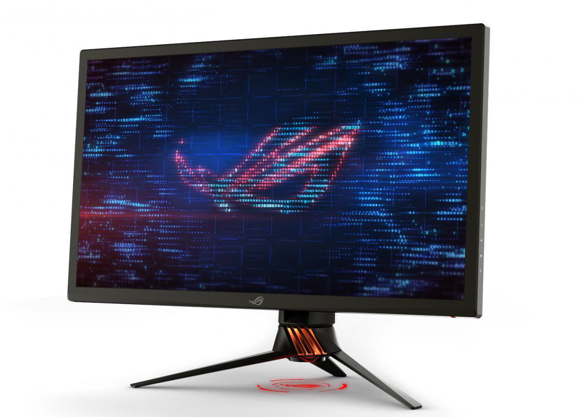 ASUS anuncia que el ROG Swift PG27UQ estará disponible en junio