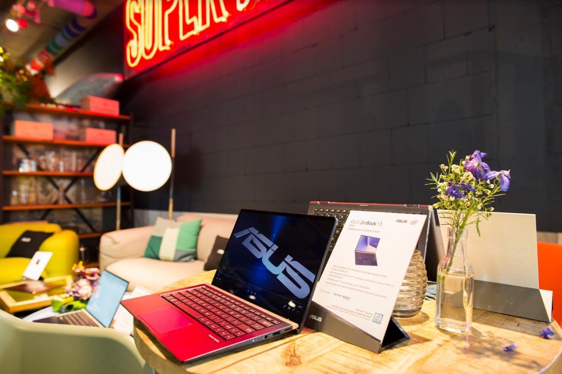 ASUS presenta en IFA 2018 la nueva serie ZenBook