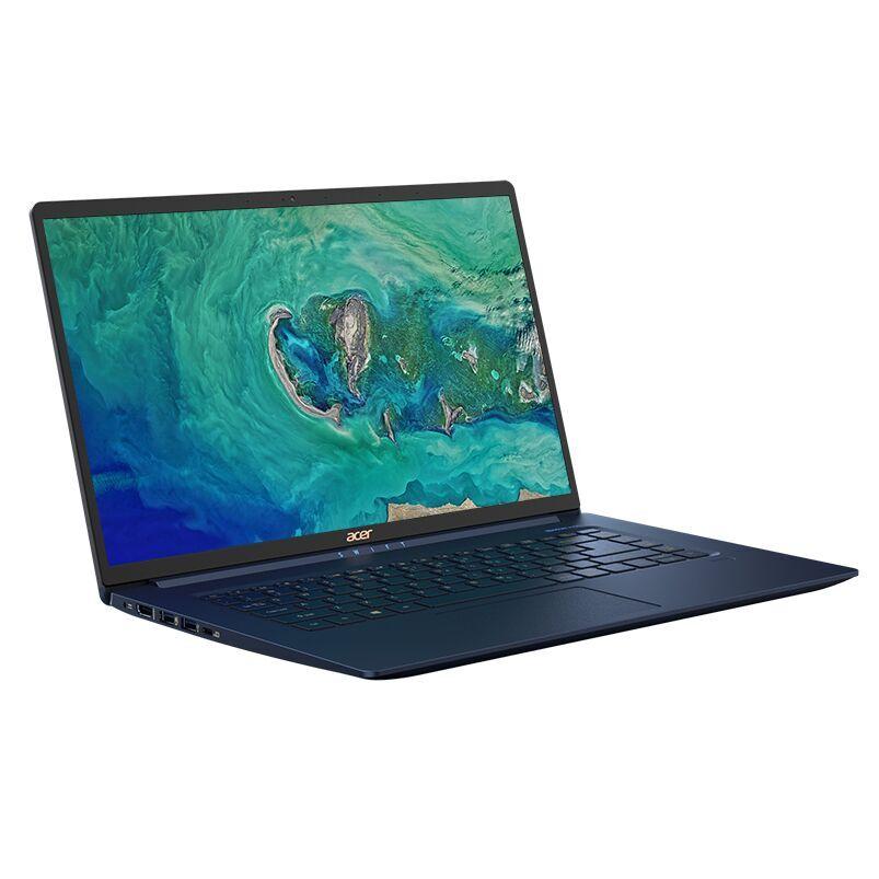 Acer presenta su nuevo portátil de 15 pulgadas más ligero, el Acer Swift 5