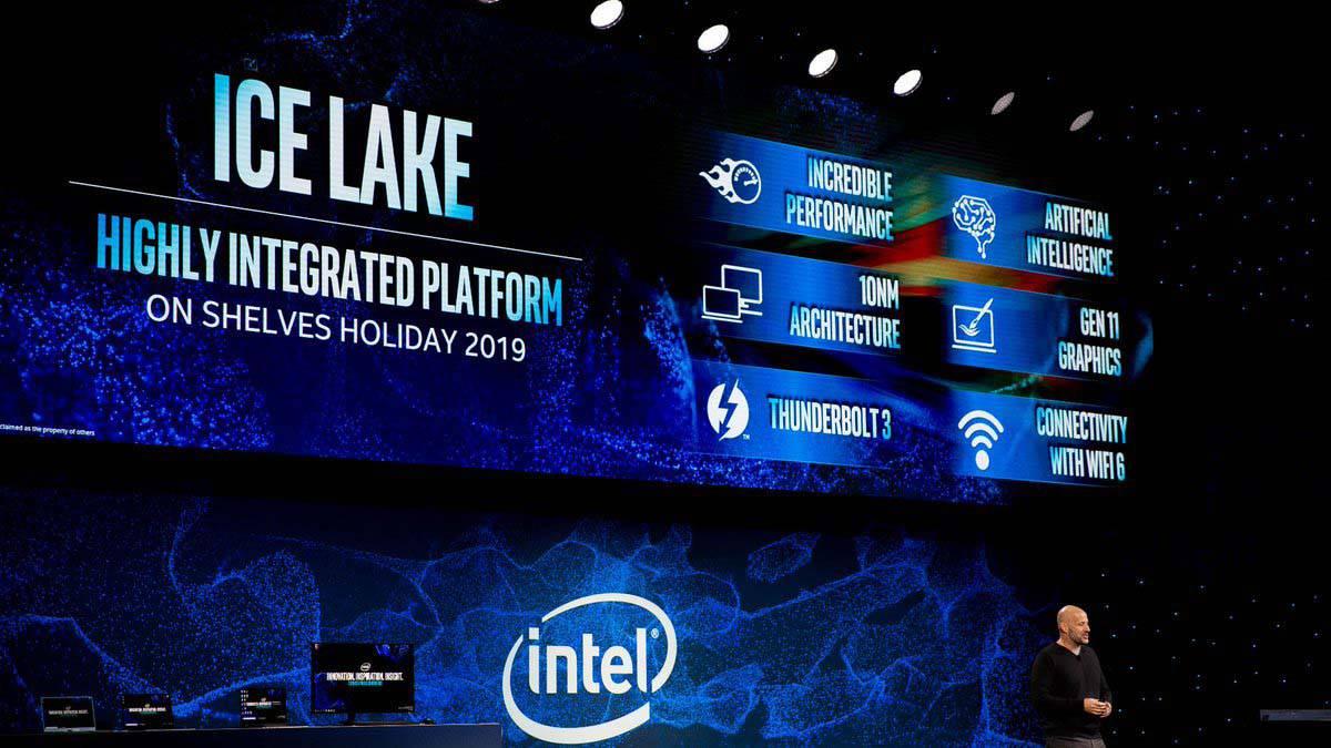 CES 2019 – Intel anuncia el lanzamiento de Intel Ice Lake en 10nm