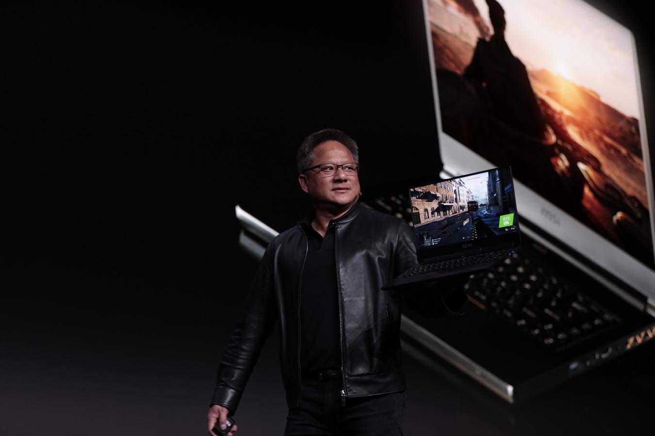 CES 2019 – NVIDIA anuncia sus tarjetas gráficas GeForce RTX para portátiles