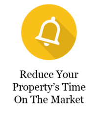 Reduce time property is empty on market