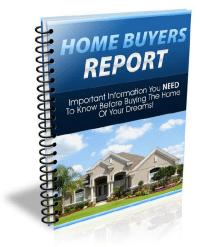 Nashville TN Home Buyers Report