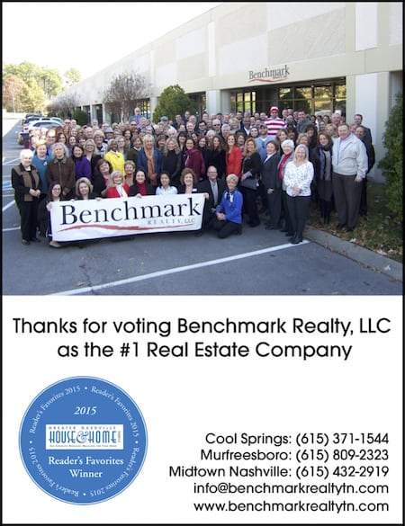 benchmark realty best real estate company