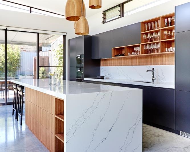 Stone Kitchen Benchtops Benchmark Stonemasons Sydney