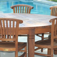 Teak Table And Chairs Garden Bar Benchsmith Com Crafters Of Classic Furniture Easy Slider 1 7 For Zen Cart