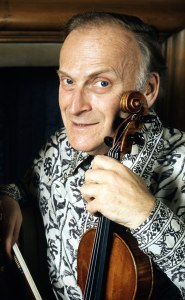 Yehudi Menuhin, the greatest of all the Historical Violinists (in my humble opinion)